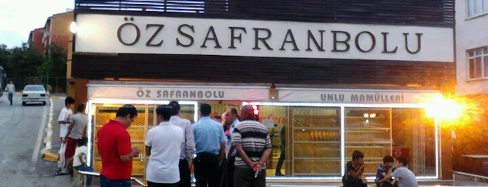 Öz Safranbolu Unlu Mamülleri is one of Pendik.
