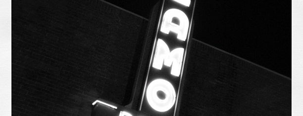 Alamo Drafthouse Cinema is one of Let's Get Romantic.