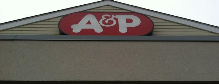 A&P is one of Lieux qui ont plu à Rick.
