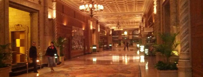 Millennium Biltmore Hotel Los Angeles is one of Holiday Favorites in Downtown LA.