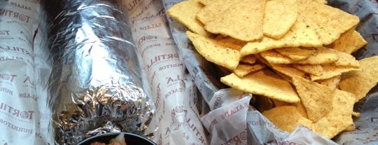 Tortilla is one of Wimbledon Good Food Guide.