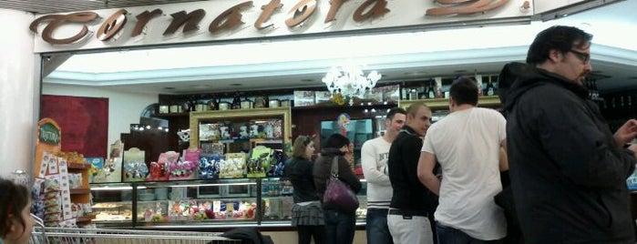 Caffè Tornatora is one of Sweet Rome :).