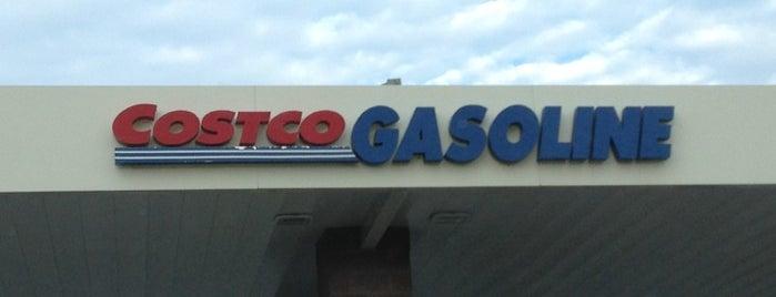 Costco Gasoline is one of Lieux qui ont plu à Youssef.