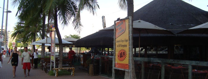 Quiosque Imperador dos Camarões is one of Dinner Maceió.