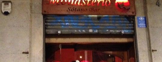 Sala Monasterio is one of Bars in Barcelona.