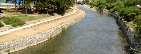 Veliki park is one of ΔΕΛΤΑ*.