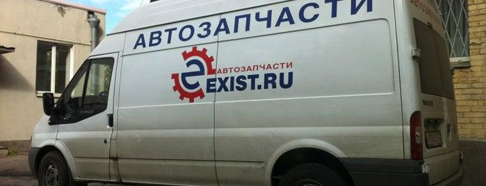Exist.ru Автозапчасти is one of Posti che sono piaciuti a Станислав.