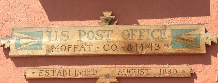 Moffat, Co is one of Corey's Liked Places.