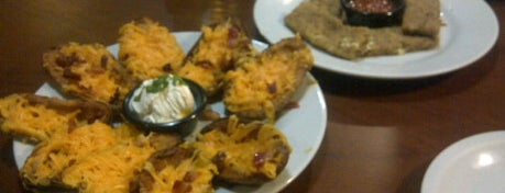 T.G.I. Friday's is one of Comí en:.