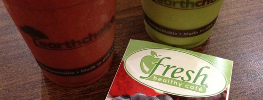 Fresh Healthy Cafè is one of NY Capital Region.