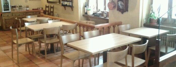 Restaurante Eth Corner is one of Cerveseries.