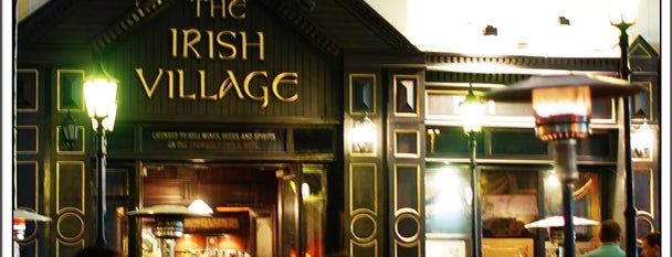 Irish Village is one of Lugares favoritos de Cagla.