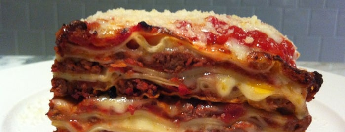 Tommy Lasagna is one of Italian-To-Do List.