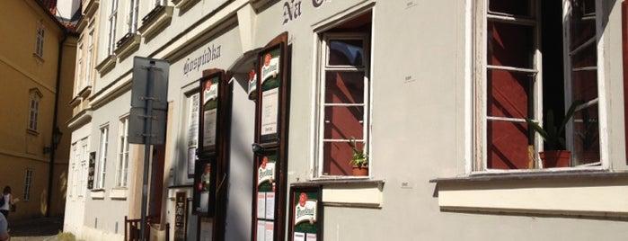 U Blbejch is one of Podniky se srandovním názvem.