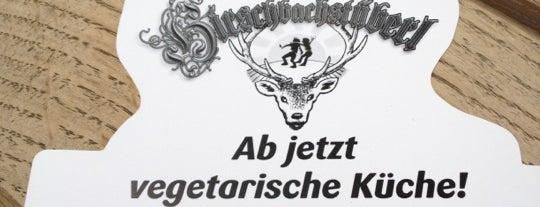Hirschbach Stüberl is one of Orte, die Mark gefallen.