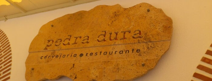 Pedra Dura is one of Pizzeria / Italiano.