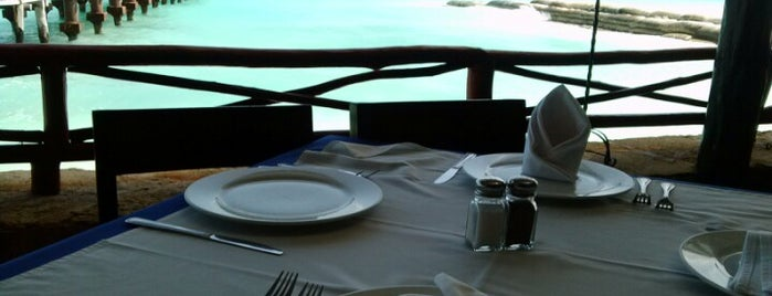 Mocambo Mexican Seafood & Lobster is one of Cancun.