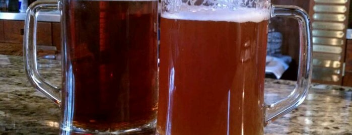 Mackinaw Brewing Company is one of Breweries to Visit.