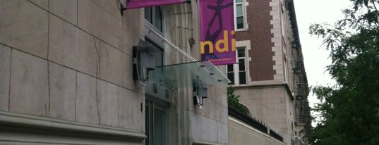 National Dance Institute is one of Ny.