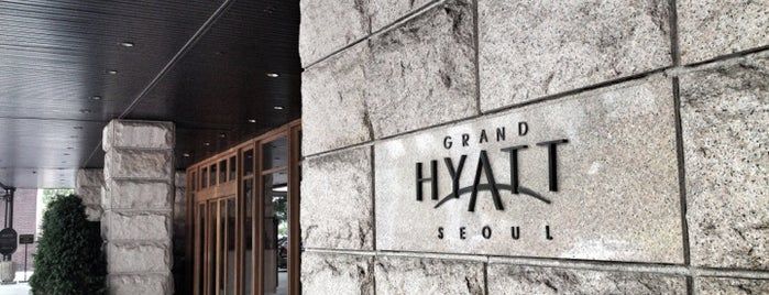 Grand Hyatt Seoul is one of Seoul.