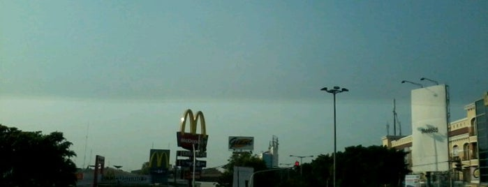 McDonald's is one of All-time favorites in Indonesia.