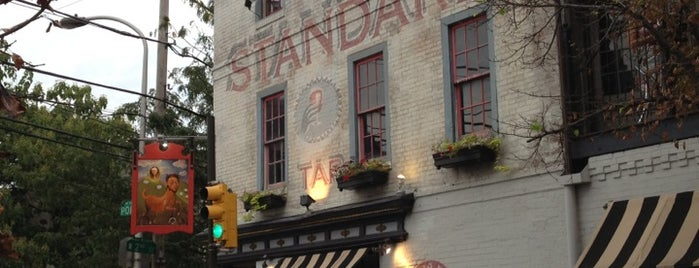 Standard Tap is one of Philadelphia's Best Beer - 2012.