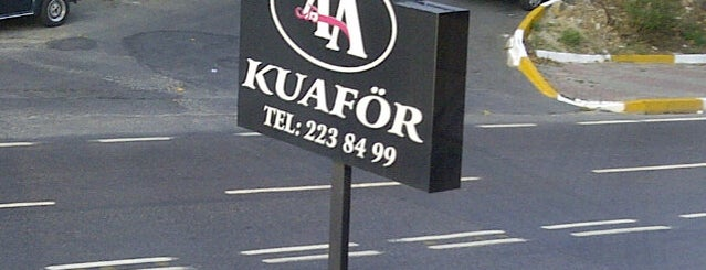 4a Kuafor is one of Lugares guardados de Eda.