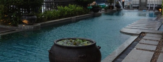 Banyan Tree Spa is one of Explore Bangkok.