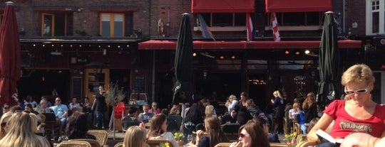 Café Brandpunt is one of Must-visit Nightlife Spots in Tilburg.
