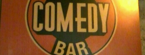 The Comedy Bar is one of Comedy & Theater in Chicagoland.