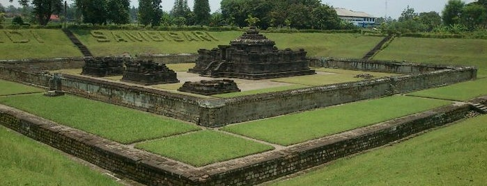 Candi Sambisari is one of Java / Indonesien.