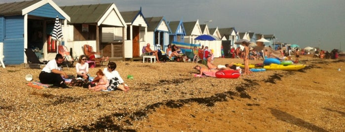 Thorpe Bay Beach is one of Epping & Basildon & Chelmsford & Southminster.
