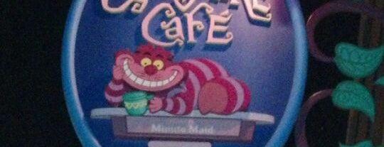 Cheshire Café is one of Walt Disney World.