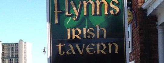 Flynn's Irish Tavern is one of Restaurants Myrtle Beach.