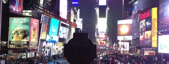 타임 스퀘어 is one of New York.