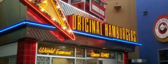 Original Tommy's Hamburgers is one of L. A..