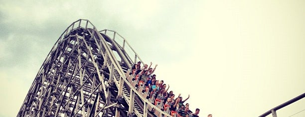 Six Flags Great Adventure is one of NYC Outings.