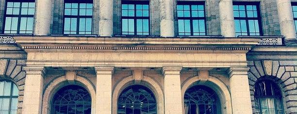 Abgeordnetenhaus von Berlin is one of Orte, die Georg gefallen.
