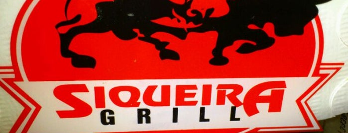 Siqueira Grill is one of Orte, die Philipp gefallen.