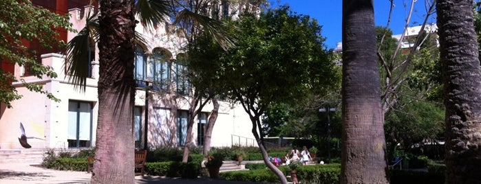Jardins de Vil·la Florida is one of Barcelona.