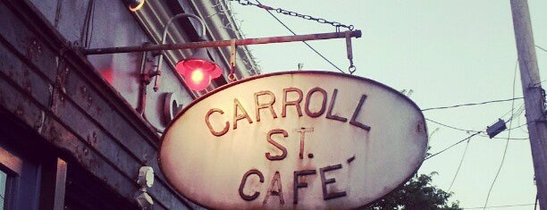 Carroll Street Cafe is one of Atlanta breakfast discoveries.