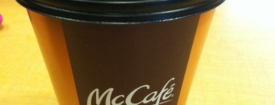 McDonald's is one of Tempat yang Disukai Trey.