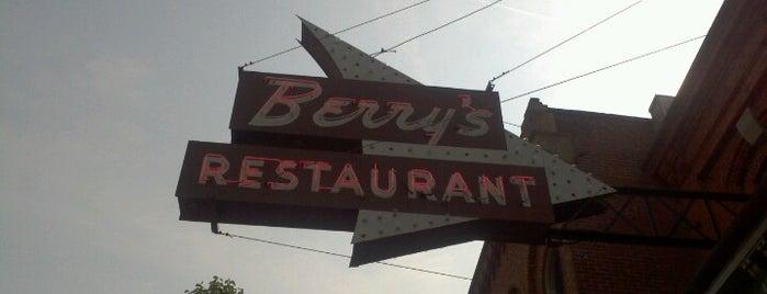 Berry's Restaurant is one of Chrystal : понравившиеся места.