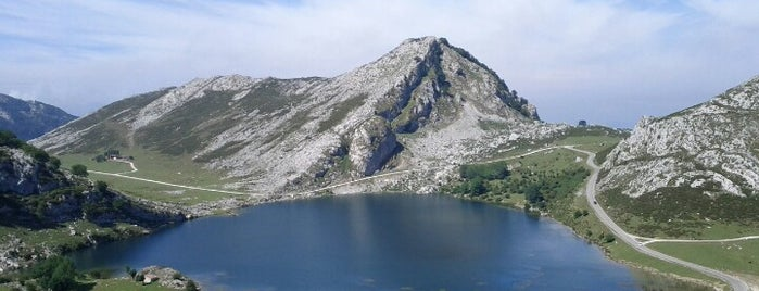 Lagos de Covadonga is one of El norte de España.