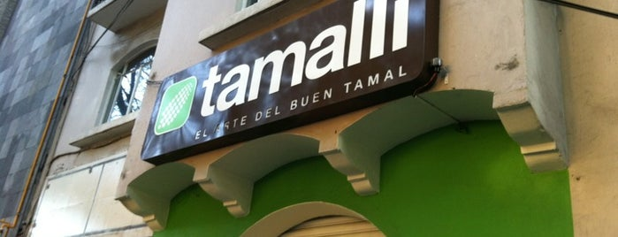 Tamalli is one of Favoritos.