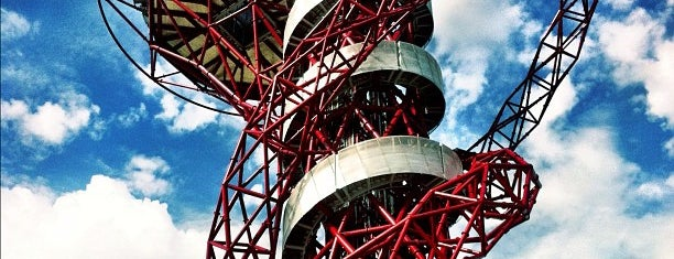 ArcelorMittal Orbit is one of Places to visit in London.