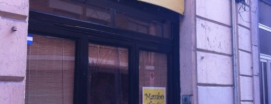 Mambo Tango Hostel is one of Around Paral·lel.