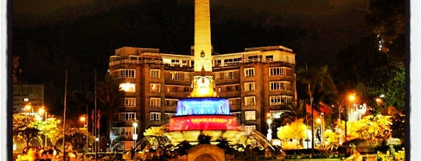 Plaza Francia is one of Explorando en: Caracas, Venezuela #4sqCities.