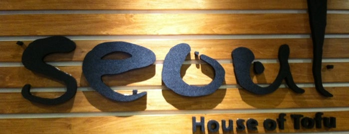 Seoul - House of Tofu is one of Santa Monica.