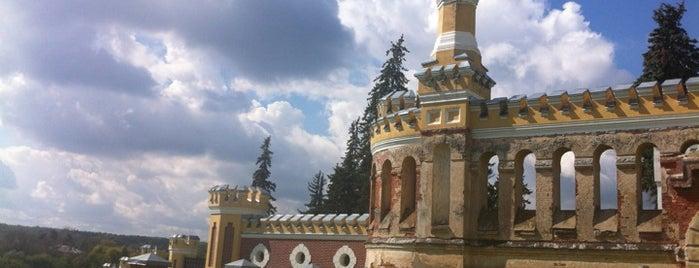 Усадьба Людвига фон Дервиза (детский туберкулезный санаторий) is one of Ancient manors of Russia.